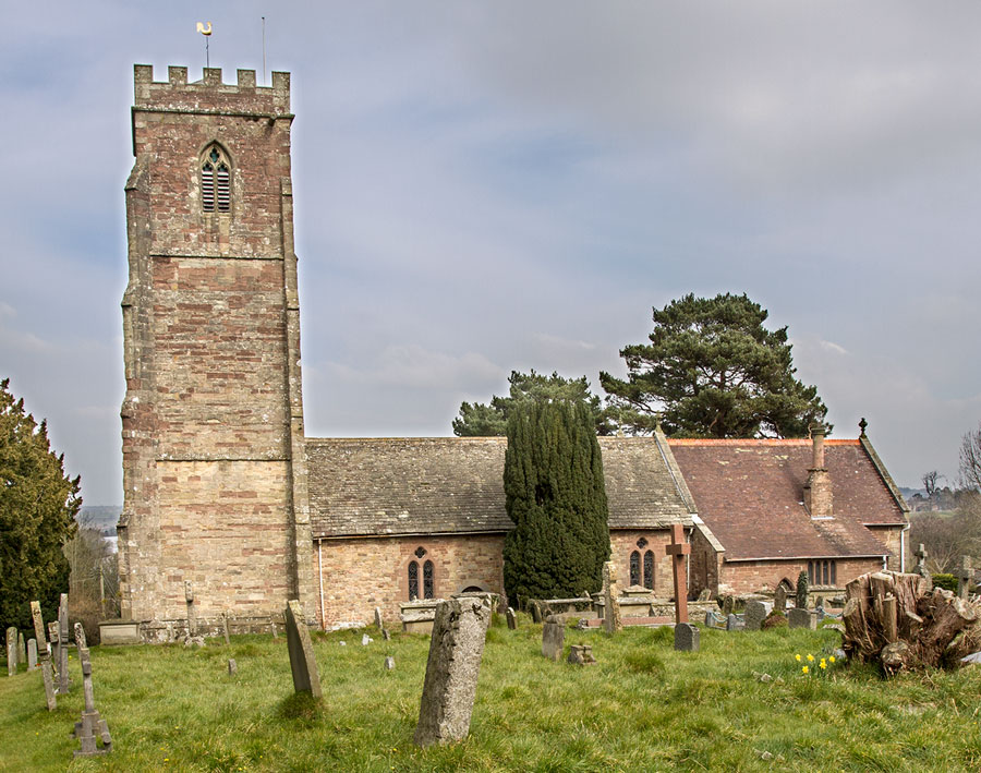 Weston Church Exterior
